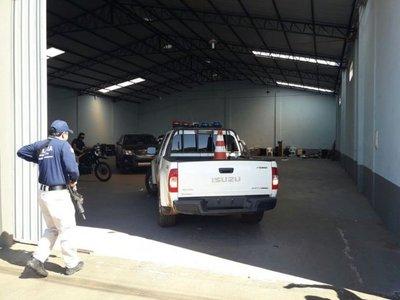 Múltiple asesinato: Allanan presunto aguantadero en PJC