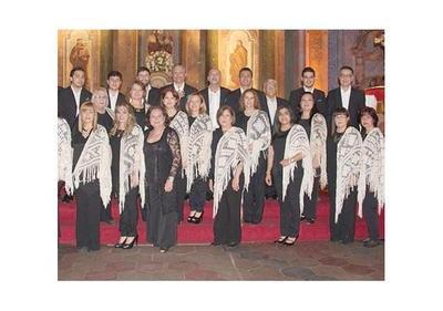 Concierto del Coro Paraguayo de Cámara