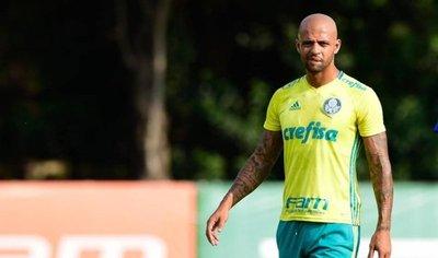 Palmeiras anuncia la salida del internacional brasileño Felipe Melo