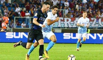 El Alavés se estrella contra la pegada del Trabzonspor