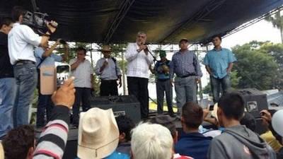 """Lugo no dio subsidio, pero ahora aplaude aprobación: """"Se hará justicia"""""""