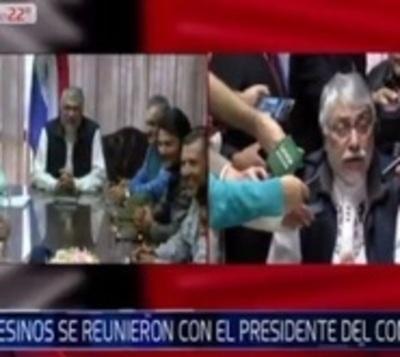 Lugo confía en rechazo a veto en Senado
