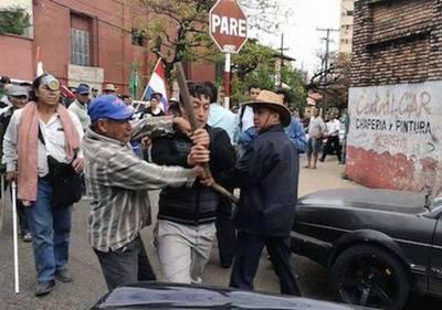 """Diputada independiente revela complot con subsidio: """"Vamos a golpear a Cartes"""""""