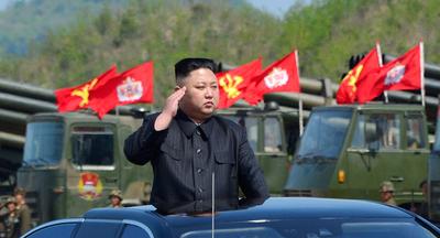 """Corea del Norte amenazó con un """"mar de fuego"""" a Estados Unidos"""