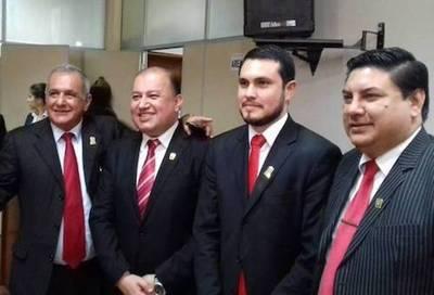 Eligen nuevo gobernador de Itapúa en reemplazo de Luis Gneiting