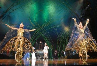 Ferreiro justifica exoneración al Cirque du Soleil