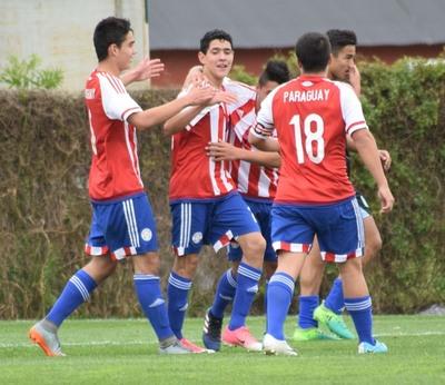 La Albirroja Sub 15 goleó a Racing en su último juego en Argentina