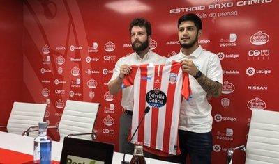 Sergio Díaz buscará mostrar su fútbol en una categoría superior