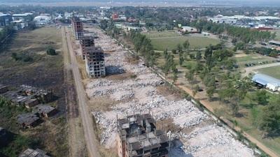 Complejo de Mariano será habitable desde finales de 2018
