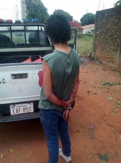Mujer es asesinada por su hijo en San Lorenzo