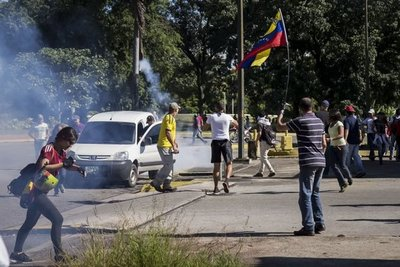 Venezuela: Mercosur rechaza uso de fuerza