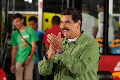 Respaldarán a Maduro ante amenazas de Trump