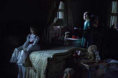 """""""Annabelle: La Creación"""" impone su terror en la taquilla estadounidense"""