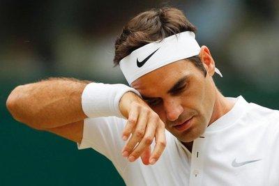 Federer es baja y Nadal el número uno