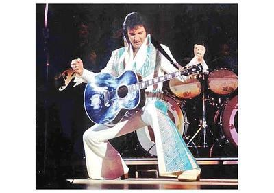 A cuarenta años de su muerte, EEUU celebra al  rey  Elvis