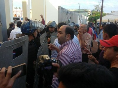Dupla fiscal para crisis en Guairá