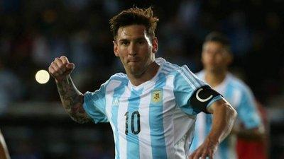 Argentina se encomienda a Messi