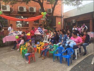 GALERÍA: Pequeños pacientes celebraron su día