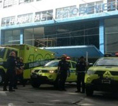 Asesinan a siete personas en Hospital de Guatemala para liberar a reo