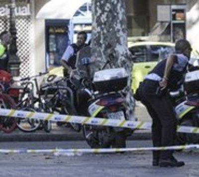 El horror en Barcelona relatado por un compatriota