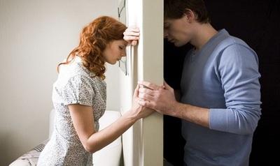 """""""Quiero que todo sea como antes con mi novio"""""""