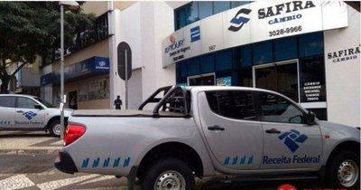Casa de cambios Safira investigada en Brasil por lavado opera en el país