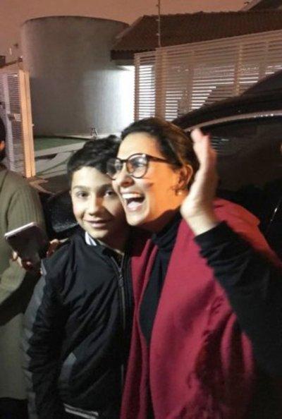 Tras 15 horas de terror fue liberado hijo de empresario