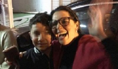 Niño secuestrado es liberado