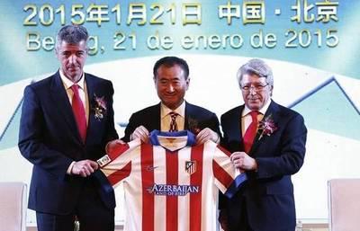 Cerco a la inversión china en clubes extranjeros