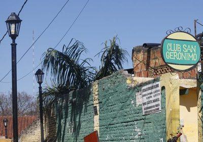 Barrio San Jerónimo presenta nueva imagen