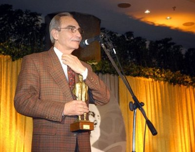Falleció el locutor Antolín Leguizamón