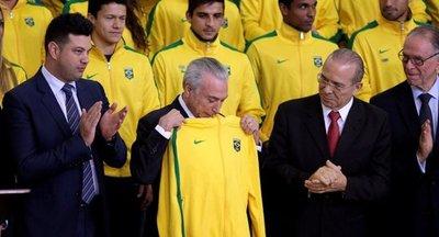 Brasil_ Usaban atletas fantasmas para desviar recursos