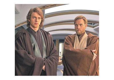 La saga cinematográfica de  Star Wars  prepara película sobre Obi-Wan Kenobi