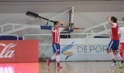 Paraguay mantiene invicto frente a Chile en fútsal FIFA