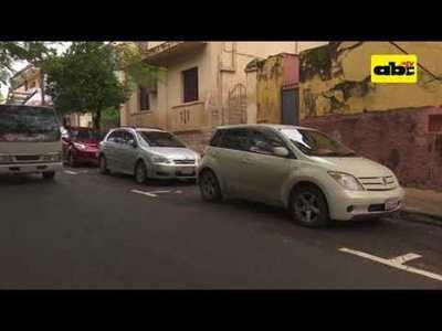 Costo cero de estacionamiento en Asunción