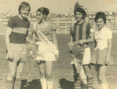 Inauguran estadio como en el año 1972