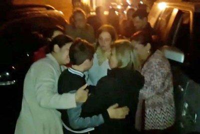 Detienen a supuestos secuestradores en Pedro Juan