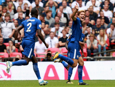 Chelsea se recupera a costa de Tottenham