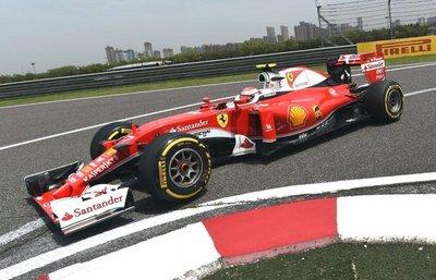 Raikkonen renueva una temporada con Ferrari