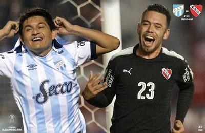 Sudamericana: se abre el telón de los octavos