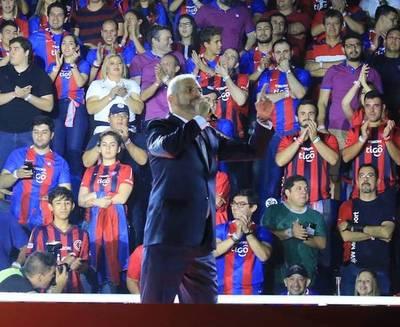 """Picante charla con JJZ: """"La Libertadores falta"""""""