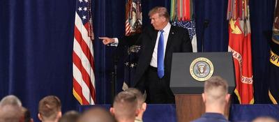 """Amenaza talibán: """"Afganistán será el cementerio de Estados Unidos"""""""