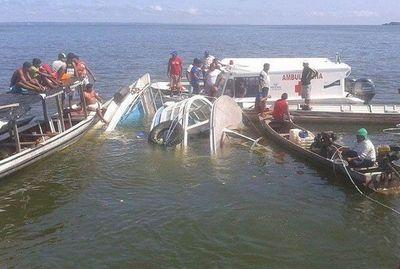 Siete muertos en naufragio en un río de la Amazonía brasileña