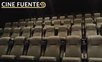Un nuevo complejo de cines llegó a Fuente Shopping