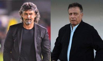 Se citan dos protagonistas de la Copa Libertadores 1989