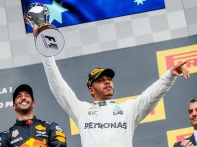 Hamilton se queda con el GP de Bélgica