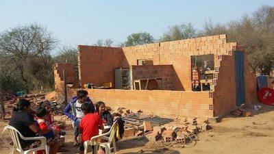 Tormenta: heridos y casas destrozadas