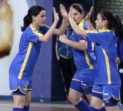 Sport Colonial enfrenta mañana a Escurra camino a la final