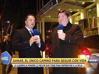Hugo Miño y Gabriel Caezenave acercan informaciones desde Chile