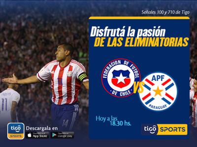 Paraguay va por una de sus últimas chances